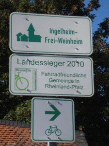 Ingelheim, Frei-Weinheim