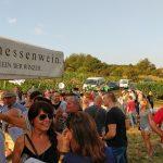 Weinprobe zur Selzer Kerb in den Weinbergen