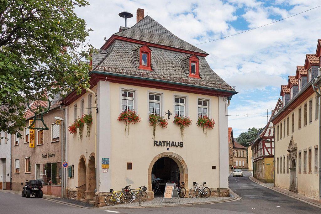 Altes Rathaus Flonheim
