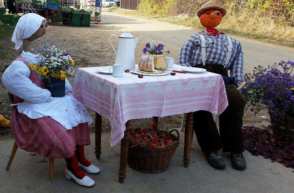 Bauern- und Handwerkermarkt Nieder-Hilbersheim Puppen