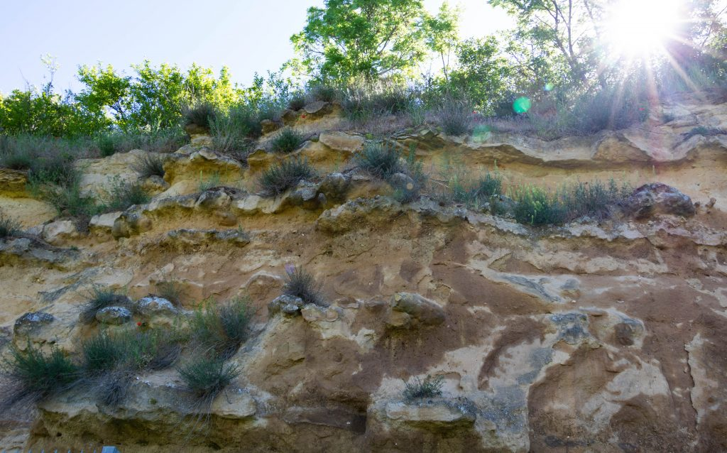 Geologie zum Anschauen