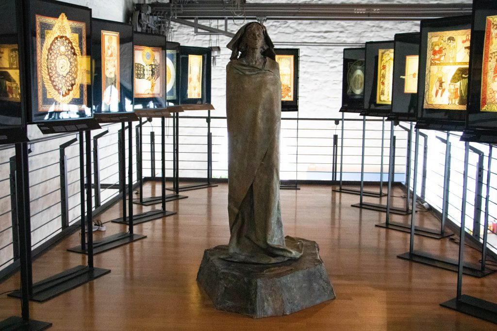Hildegard von Bingen, Historisches Museum Bingen