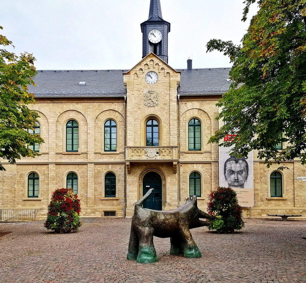 Kunstforum Ingelheim - Altes Rathaus