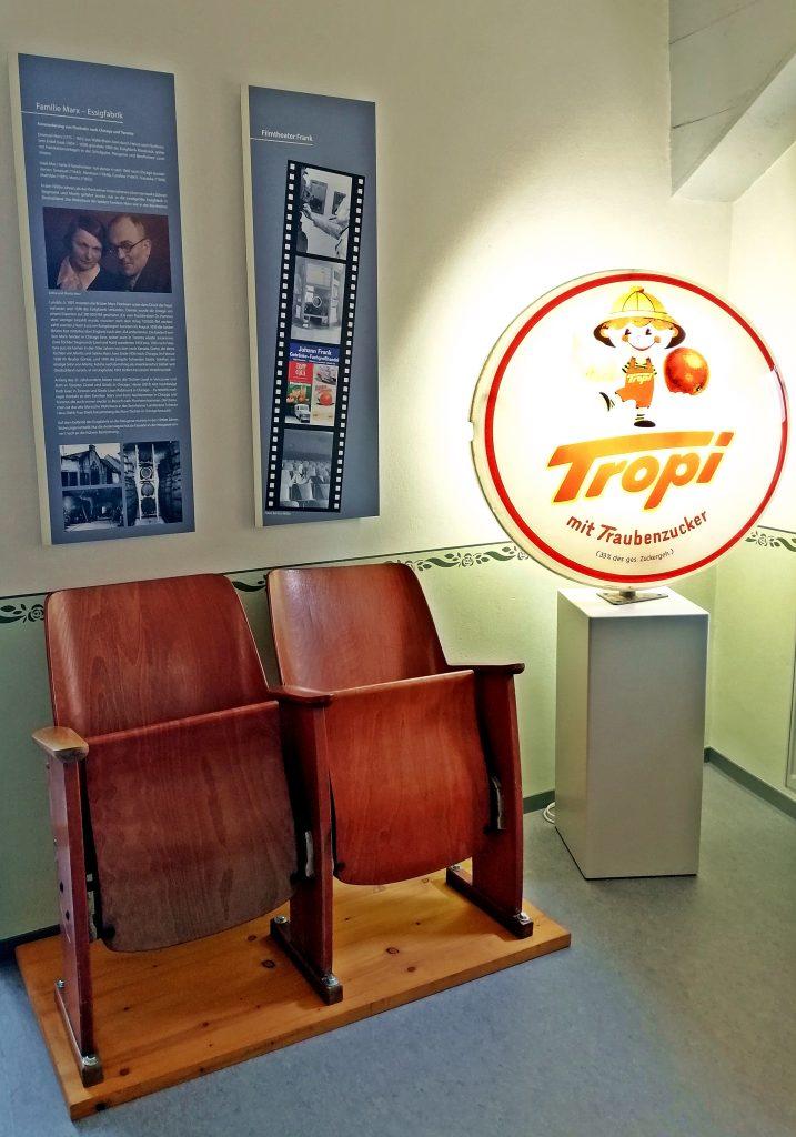 Museen: Kino in Flonheim