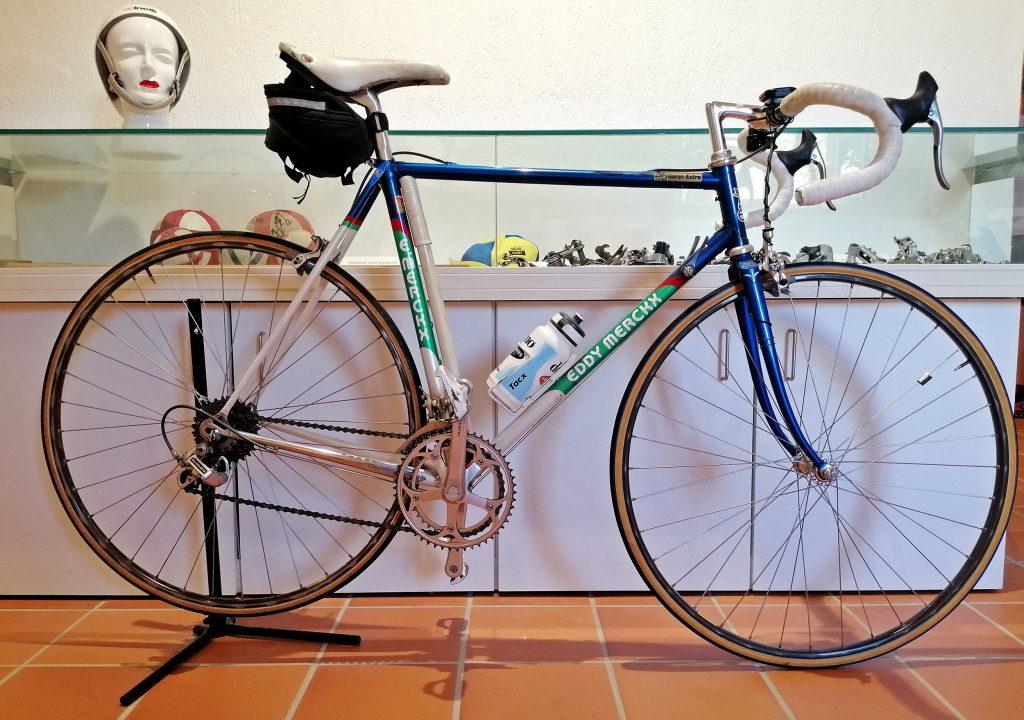 Rennrad im Rheinhessischen Fahrradmuseum in Gau-Algesheim