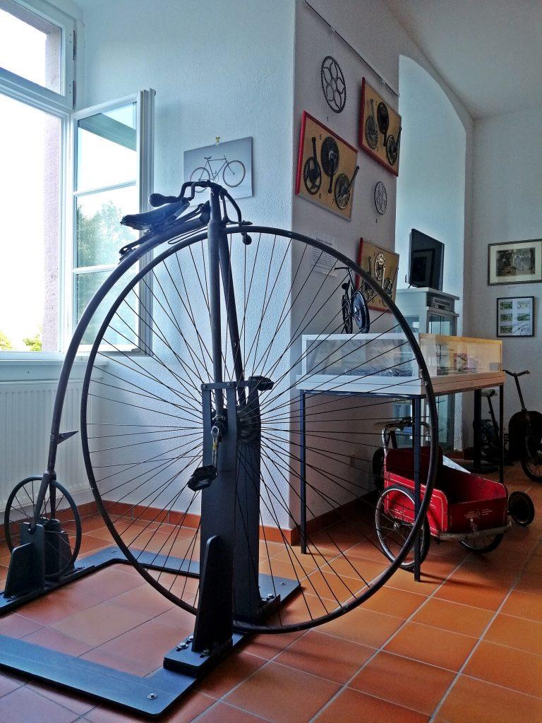Rheinhessisches Fahrradmuseum Gau-Algesheim