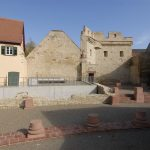 Ingelheim Kaiserpfalz Heidesheimer Tor