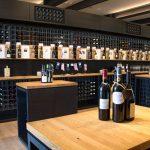 Vinotheken und Architektur: die moderne Ingelheimer Vinothek