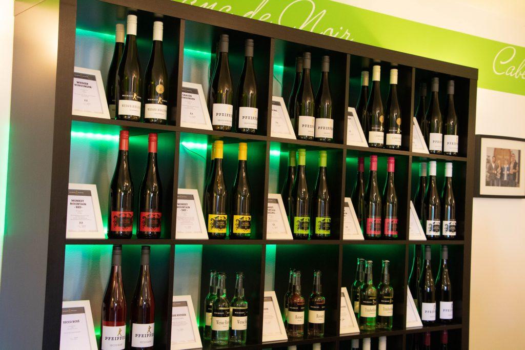 Vinotheken in Rheinhessen: Weingut Pfeiffer
