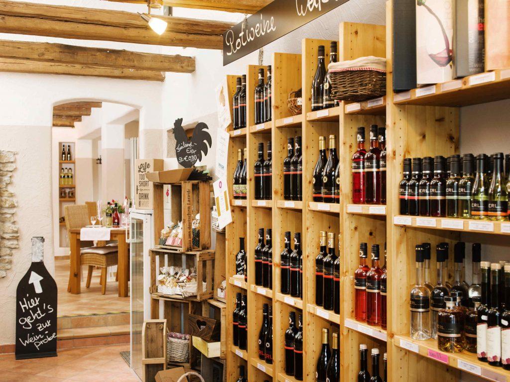 Vinotheken Weingut Merl